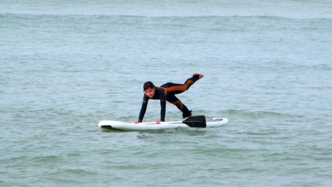 Cours de surf, bodyboard, SUP et une nouveauté…