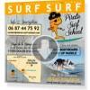 L'école de surf