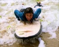Surfer en charente