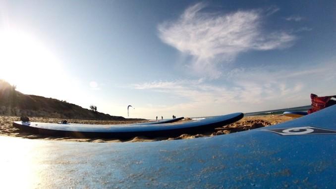 Vacances de la toussaint: au programme, surf et stand up paddle
