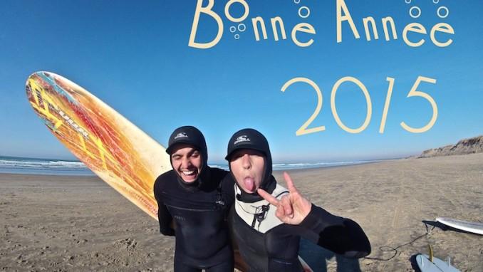 Et Bonne Année!