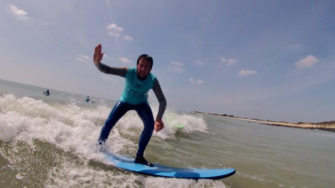 Pensez a réserver vos stages de surf pour cet été!