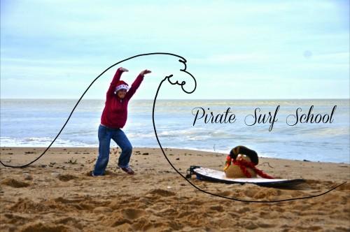 pirate surf school