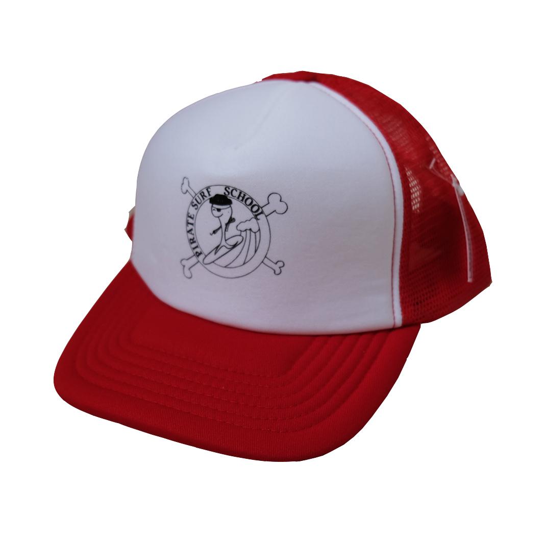 casquette rouge - 10€